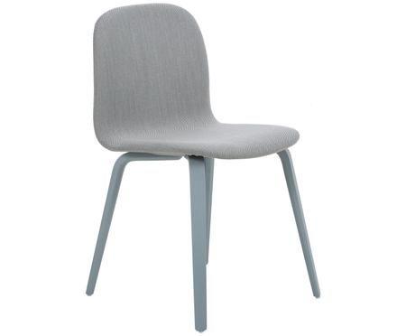 Beklede stoel Visu