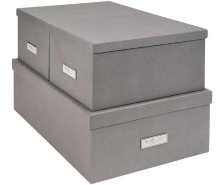 Úložné krabice Inge, 3ks