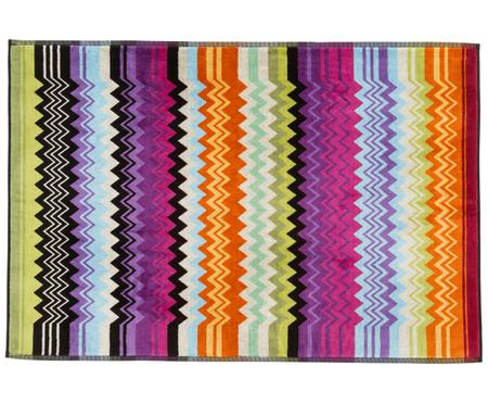 Tenký barevný koupelnový kobereček Giacomo