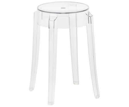 Stołek/stolik pomocniczy Charles Ghost