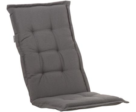Einfarbige Hochlehner-Stuhlauflage Panama