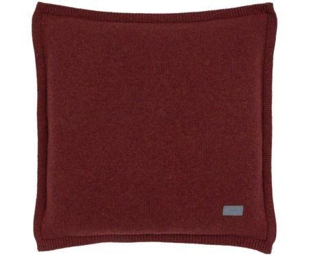 Poszewka na poduszkę z haftem Flow Knit