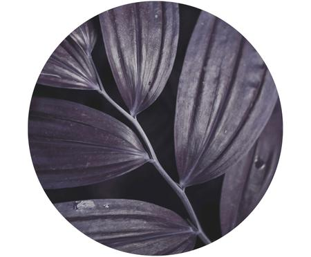 Digitale print  Dark Plant III