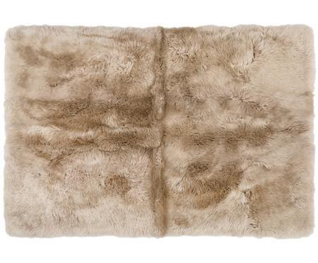 Alfombra de piel de oveja New Zealand