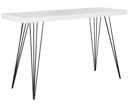 Kulatý konzolový stolek Wolcott