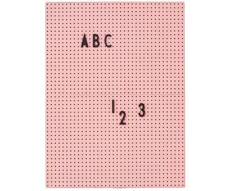 Buchstabentafel Message A4, 133-tlg.