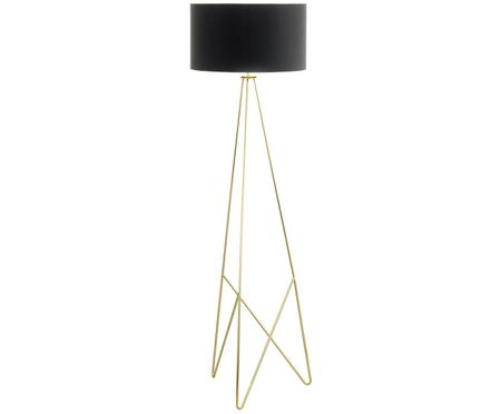 Stehlampe Camporale in Gold