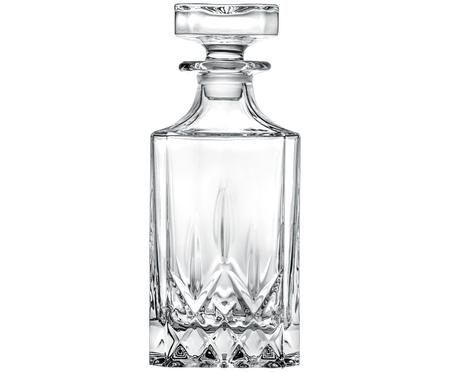 Decanter in cristallo Opera