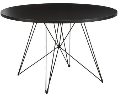 Okrągły stół do jadalni na kozłach XZ3