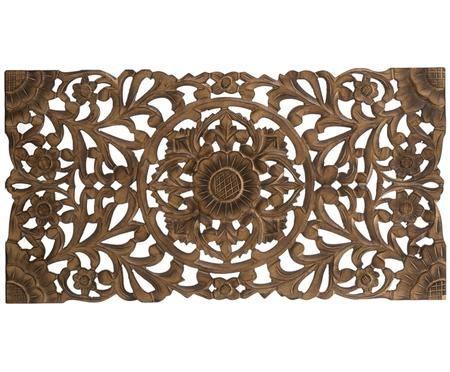 Handgefertigter Wandschmuck Samira mit Antik-Finish