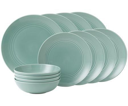 Set di piatti Maze, 12 pz. (4 persone)