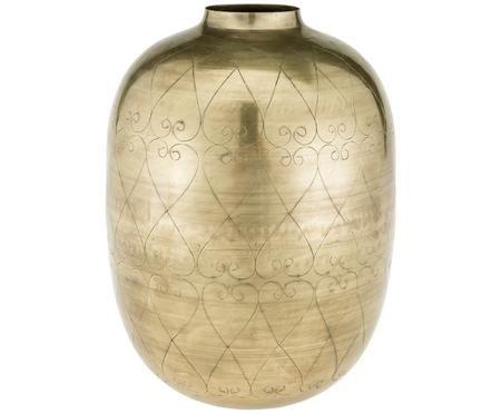 Deko-Vase Toledo aus Metall