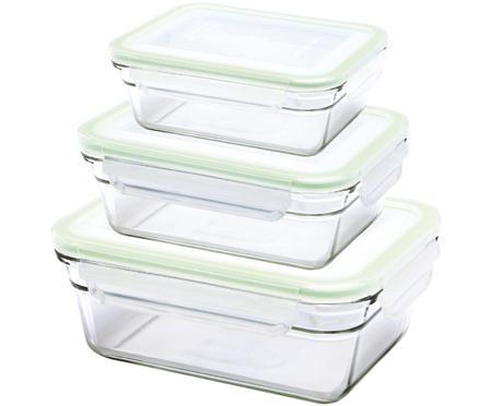 Set contenitori per alimenti Luna, 3 pz.