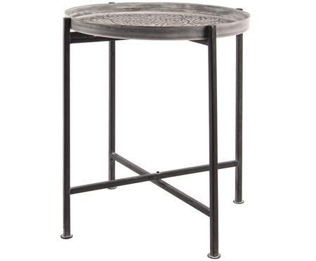Tablett-Tisch Anil mit orientalischem Muster