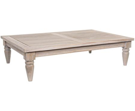 Table basse en teck Bali