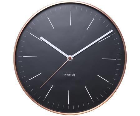 Horloge murale Minimal