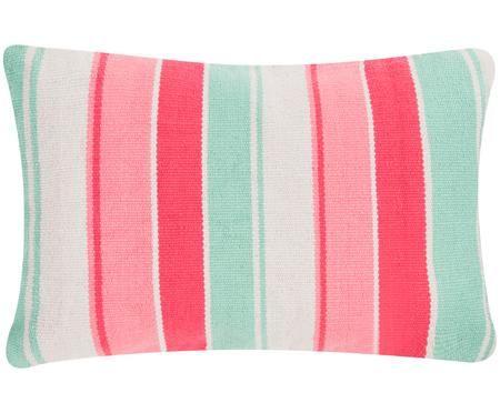 Kissen Big Stripe, mit Inlett