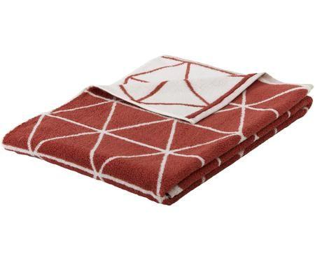 Dubbelzijdige handdoek Elina
