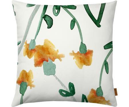 Kussenhoes Flower Dream met bloemmotief
