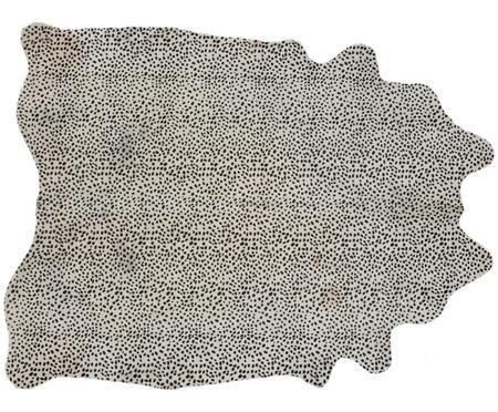 Koberec z hovädzej kože Dalmatian