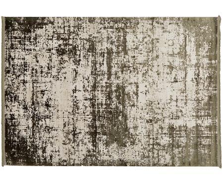 Vintage Teppich Cordoba mit Fransen, schimmernd