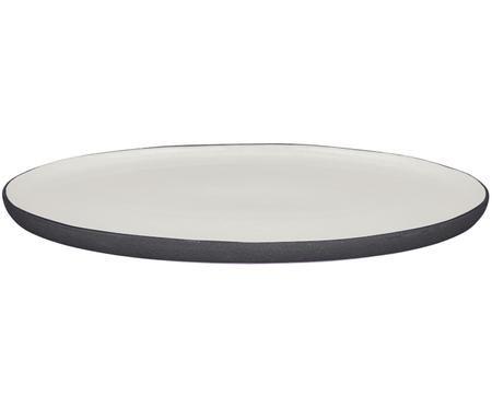 Ručně vyrobený servírovací talíř Esrum
