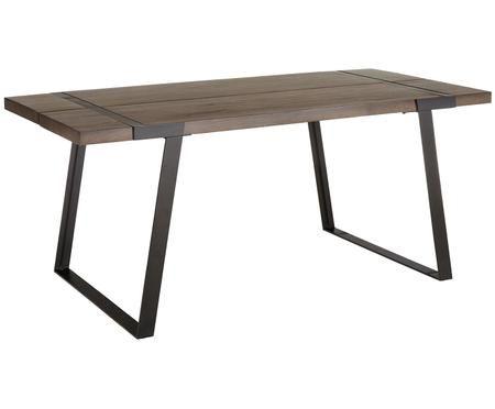 Stół do jadalni z drewna Luis