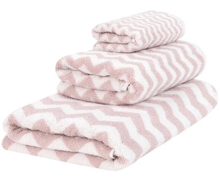 Set asciugamani Liv, 3 pz.