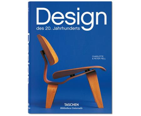 Buch Design des 20. Jahrhunderts