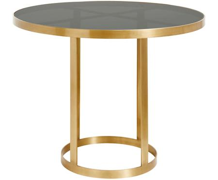 Table ronde en verre Marika