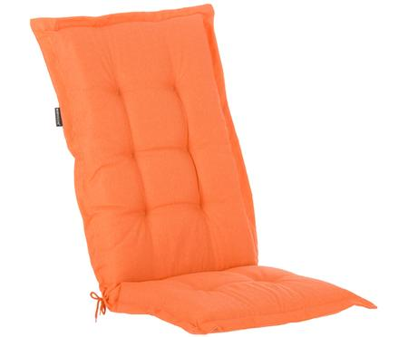 Matelas de chaise orange Panama