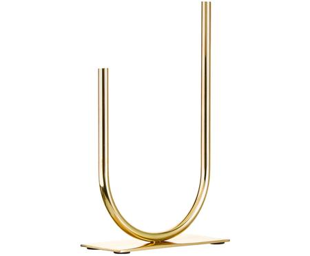 Metall-Vase Circle U
