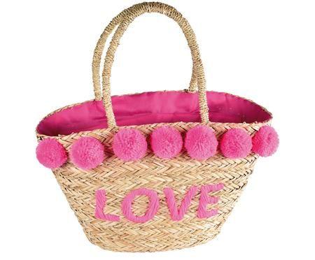 Plážová taška Love