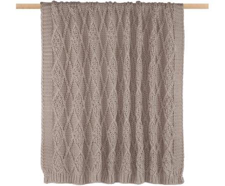 Plaid en tricot Darcy