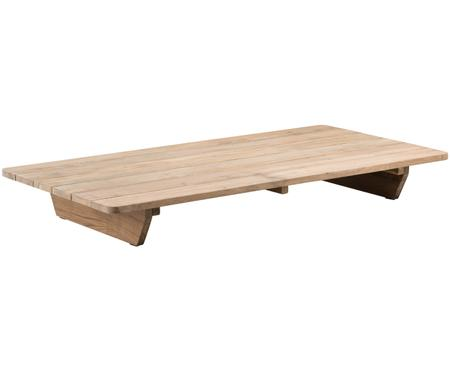 Table basse de jardin en teck Newport