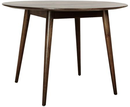 Table ronde en bois massif Oscar