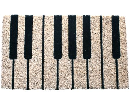 Fußmatte Piano