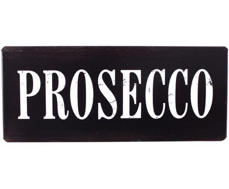 Znak dekoracyjny Prosecco