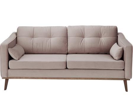 Sofa z aksamitu Alva (2-osobowa)