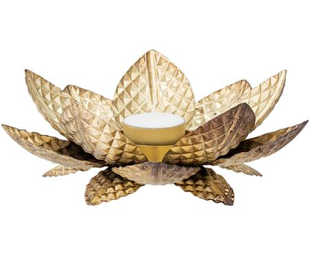 Svícen na čajovou svíčku Lotus