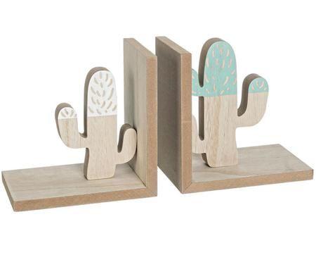 Sujetalibros Cactus
