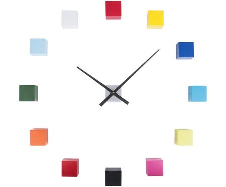 Horloge murale en kit à monter DIY Cubic