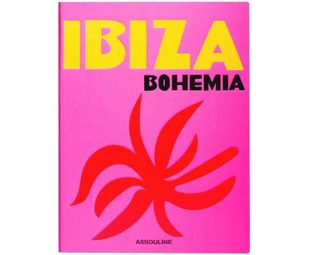 Ilustrovaná kniha Ibiza Bohemia
