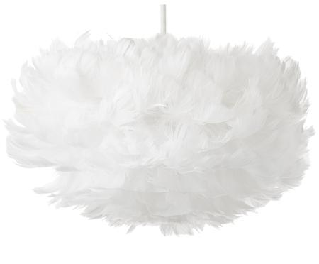 Suspension en plumes blanches Eos