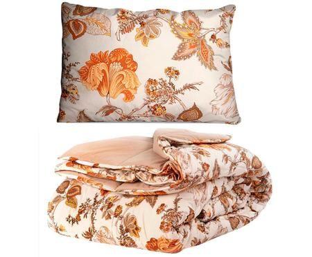 Set de colcha y almohada Dalia