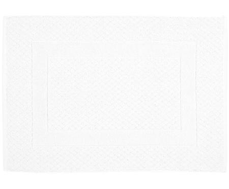 Bílý koupelnový kobereček Katharina