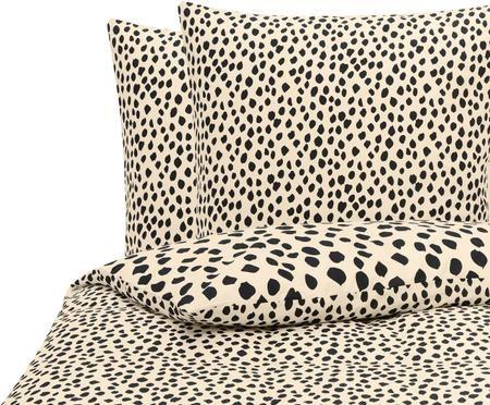 Bettwäsche Go Wild mit Leoparden Muster