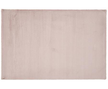 Sehr flauschiger Kunstfell-Teppich Rabea
