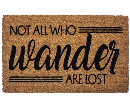 Deurmat Wander