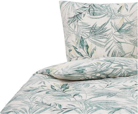 Bettwäsche Lova mit tropischem Print